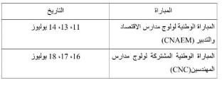 موعد مباراة cnc 2020-CNAEM