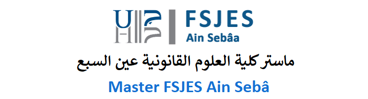 Master FSJES Ain Sebaa